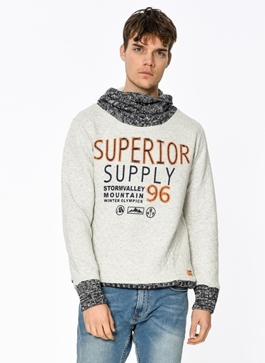 Cazador Sweatshirt Renkli